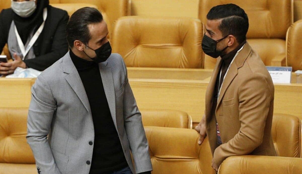 حرکت رونالدینیویی کاپیتان تیم ملی/ حاج صفی، کریمی را دریبل کرد و به سردار پاس داد